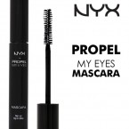 NYX Propel My Eyes Mascara-Jet Black