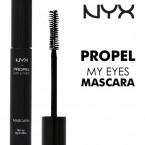 NYX Propel My Eyes Mascara-Jet Black