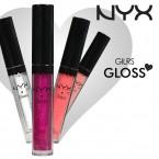 NYX Round Lip Gloss