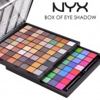 NYX Set Makeup Box of Eye Shadows