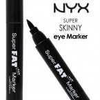 NYX Super Fat Eye Marker - Carbon Black