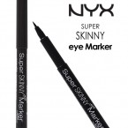 NYX Super Skinny Eye Marker - Carbon Black