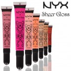 NYX Sheer Tube Gloss
