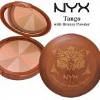 NYX Tango With Bronzing Powder