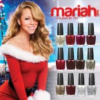 OPI Mariah Carey Holiday Nail Lacquer Collection