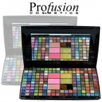 Profusion 144 Colors Eyeshadow & Blush & Face powder Makeup Set1