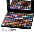 Profusion 120 Colors Pearl Eyeshadow Palette1