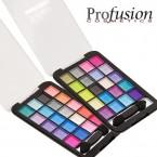 Profusion 20 Color Pearl Eyeshadows