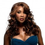 Synthetic Lace Front Wig Vivica Fox Peyton (Lavender-V)