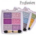 Profusion Pearl Eyeshadows