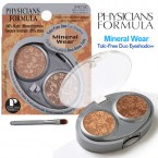 PHYSICIANS FORMULA Mineral Wear Talc-Free Duo Eyeshadow
