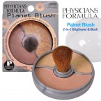 PHYSICIANS FORMULA Planet Blush 2-in-1 Brightener & Blush 0.22oz/6.4g