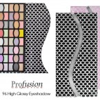Profusion Party Queen 96 High Glossy Eyeshadow Purse