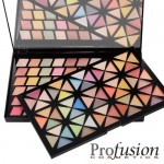 Profusion Pearl 120 Color Eyeshadows 110g