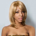Synthetic Hair Wig R&B Collection JANET