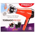 Red By Kiss Tornado Pro 2000 Dryer