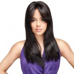 R&B Collection 21Tress Human Hair Blend Lace Front Wig H-Euro