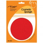 Thick Red Cosmetic Sponge