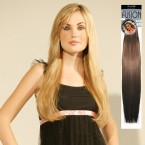 Remy Human Hair Pre-Bonded Fusion Extension Lord & Cliff Crystal Fusion