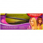 Red Kiss Ceramic Tourmaline Professional Flat Iron 1