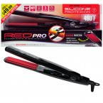 Red Kiss Pro Silicone Protexion 460'F Flat Iron