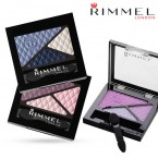 RIMMEL LONDON Glam' Eyes Trio Eye Shadow