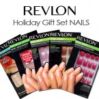 Revlon Holiday Nails and Toe Nail Gift Set