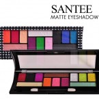 SANTEE 12 Colors Matte Eyeshadow