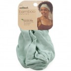 SCUNCI Bamboo Natural Fiber Headwrap