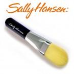 Sally Hansen Blue Cosmetic Foundation Brush