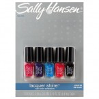 Sally Hansen Lacquer Shine Nail Color Collection