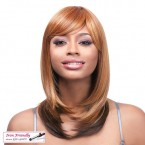 Synthetic Hair Wig It's A Wig Q Alice (Iron Friendly)