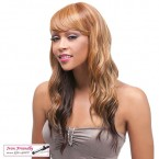 Synthetic Hair Wig It's A Wig Q Silvia (Iron Friendly)