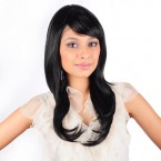 Synthetic Hair Wig New Born Free Ever