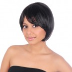 Synthetic Hair Wig New Born Free Petty
