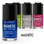 SANTEE Magnetic Nail Polish