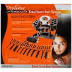 Stella Salon Styling Professional Total Stove Iron System