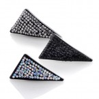 Shimmery Triangle Hair Clip