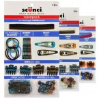 SCUNCI Value Pack No Damage HairBands Set