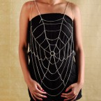 Spider Web Body Chain-Choose Your Favorite!