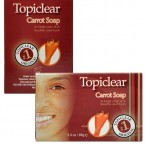 Topiclear Number One Carrot Soap
