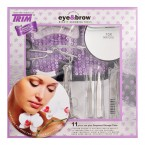 Trim Eye & Brow Beauty Grooming Tools 11Pcs Set