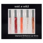 Wet n Wild Diamond Brilliance Lip Gloss