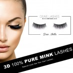 Dear. Lashes 3D 100% Pure Mink Eyelashes