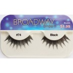 Kiss Broadway Eyelashes - BLA24