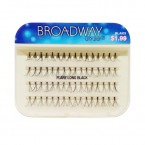 Kiss Broadway Eyes Individual Eyelashes - FLARE LONG