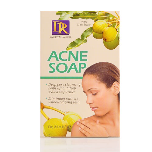 Daggett & Ramsdell Acne Soap Facial 6 Pack Purifying Face Mask - 4 oz. by Polyn (pack of 2)