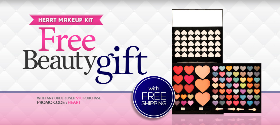 free gift heart