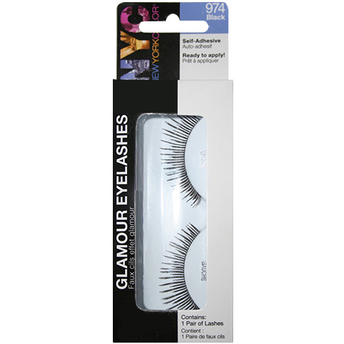 NYC New York Color Glamour Eyelashes