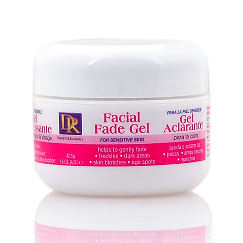 3 Pack - Daggett & Ramsdell Facial Fade Gel for Sensitive Skin 1.5 oz Palmers Cocoa Butter Advanced Scar Serum With Spf 15 - 0.25 Oz, 3 Pack